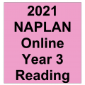 2021 Kilbaha Interactive NAPLAN Trial Test Reading Year 3
