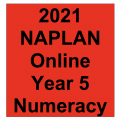2021 Kilbaha Interactive NAPLAN Trial Test Numeracy Year 5
