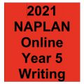 2021 Kilbaha Interactive NAPLAN Trial Test Writing Year 5