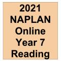 2021 Kilbaha Interactive NAPLAN Trial Test Reading Year 7