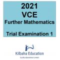 2021 Kilbaha VCE Further Mathematics Trial Examination 1
