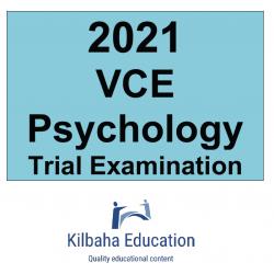 2021 Kilbaha VCE Psychology Trial Examination