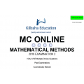 VCAA MC Online 2019 Mathematical Methods