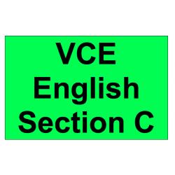 Kilbaha VCE English argument and persuasive language