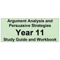 Argument Analysis and Persuasive Strategies Year 11