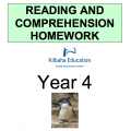 Reading and Comprehension Year 4