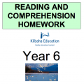 Reading and Comprehension Year 6