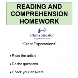 Reading - Great Expectations