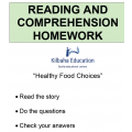 Reading - Healthy Food Choices