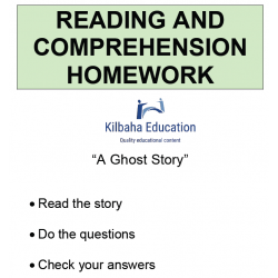 Reading - A Ghost Story