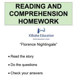 Reading - Florence Nightingale