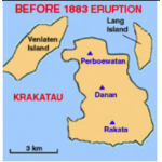 Reading - Krakatau, the 1883 Eruption
