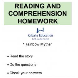 Reading - Rainbow Myths