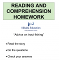 Reading - Advice on trout fishing