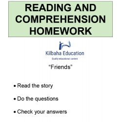 Reading - Friends