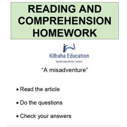 Reading - A misadventure