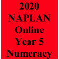 2020 Kilbaha Interactive NAPLAN Trial Test Numeracy Year 5