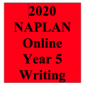2020 Kilbaha Interactive NAPLAN Trial Test Writing Year 5