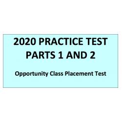 OCPT Practice Test 2020