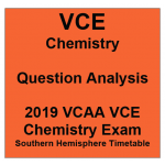 2019 VCAA VCE Chemistry - Detailed Answers