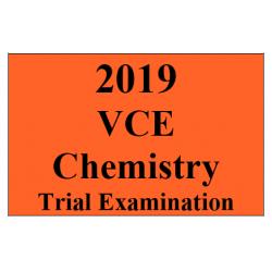 2019 Kilbaha VCE Chemistry Trial Examination