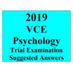 2019 Kilbaha VCE Psychology Trial Examination