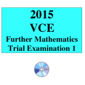 2015 VCE Further Mathematics Trial Exam 1