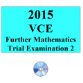 2015 VCE Further Mathematics Trial Exam 2