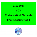 2015 VCE Maths Methods Trial Exam 1