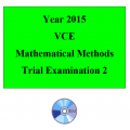 2015 VCE Maths Methods Trial Exam 2