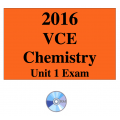 VCE Chemistry Exam Unit 1