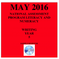 Year 5 May 2016 Writing - Response