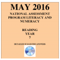 Year 7 May 2016 Reading - Answers