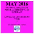 Year 9 May 2016 Language - Answers