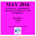 Year 9 May 2016 Reading - Answers