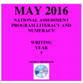 Year 9 May 2016 Writing - Response