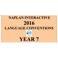 2016 Y7 Language - Interactive