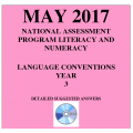 ACARA 2017 NAPLAN Language - Year 3 - Answers