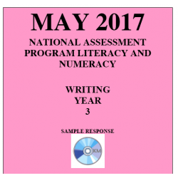 ACARA 2017 NAPLAN Writing - Year 3 - Response