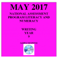 ACARA 2017 NAPLAN Writing - Year 9 - Response