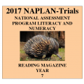 2017 NAPLAN Trial Tests - Hard Copy