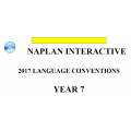 2017 Y7 Language - Interactive