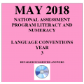ACARA 2018 NAPLAN Language - Year 3 - Answers