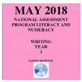 ACARA 2018 NAPLAN Writing - Year 3 - Sample Response