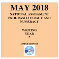 ACARA 2018 NAPLAN Writing - Year 7 - Sample Response
