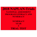2018 Kilbaha NAPLAN Trial Test Year 5 - Numeracy - Hard Copy