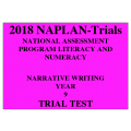 2018 Kilbaha NAPLAN Trial Test Year 9 - Writing - Hard Copy