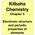 Chemistry Chapter 5 - Electronic Structure and Periodic Properties of Elements