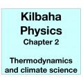 Physics Chapter 2 - Thermodynamics and climate science