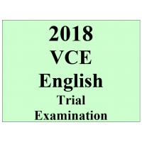 2018 Kilbaha VCE English Trial Examination